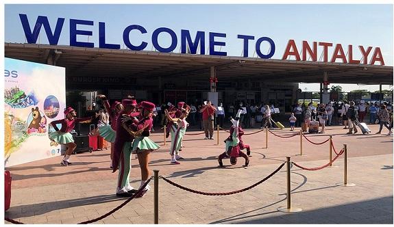 Rusya'nın iki şehrinden daha Antalya'ya turist getirecek