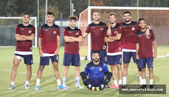 Alanyasporda Galatasaray hazırlığı başladı!