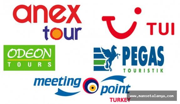 Antalya paket tur pazarının şampiyonu kim?