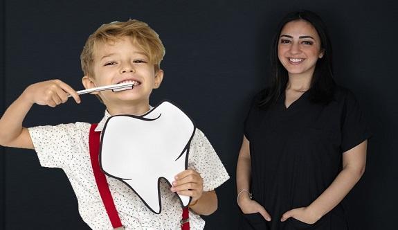 Çocuklar da diş sağlığına dikkat!