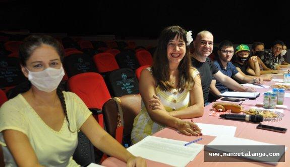 Drama kursu seçmeleri yapıldı