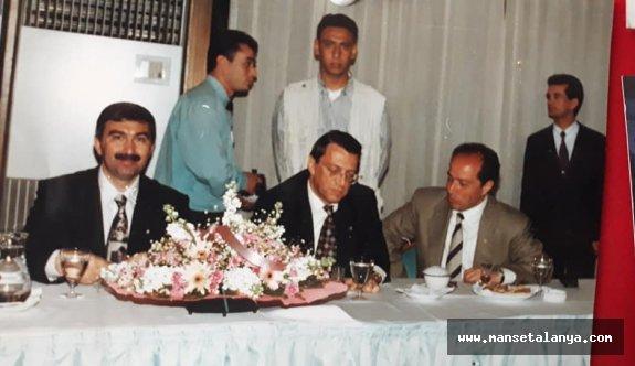 Gazeteci Kalaycı'nın Mesut Yılmaz ile bir anısı!