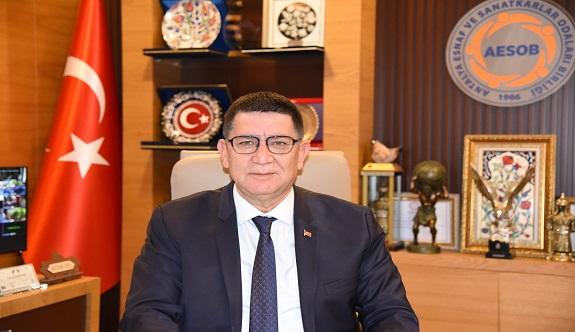 AESOB Başkanı: Esnafa nakdi destek sağlanmalı!