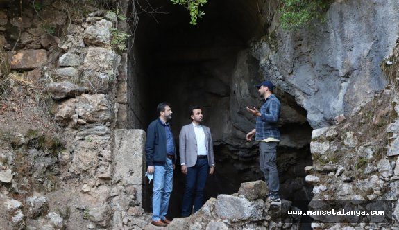 Ak Partili Toklu: Syedra antik kenti turizme açılacak!