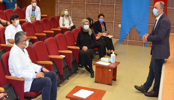 Alanya'daki pandemi süreci için yeni çalışma rehberi oluşturuldu!