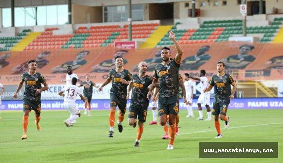 Alanyaspor 1-1 Trabzonspor