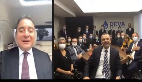 Ali Babacan, kendisini davet eden Antalya il yöneticilerine şart koştu!