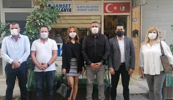 Gelecek Partisi Manşet Alanya'da!