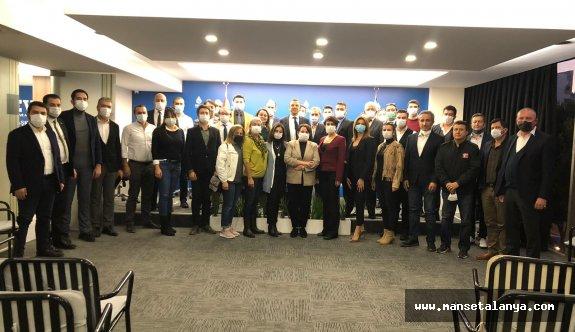 İşte Deva Partisi Antalya il yönetim kurulu üyeleri!