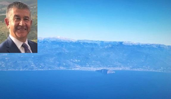 Turizmci Ahmet Doğan'ın kamerasıyla Alanya!