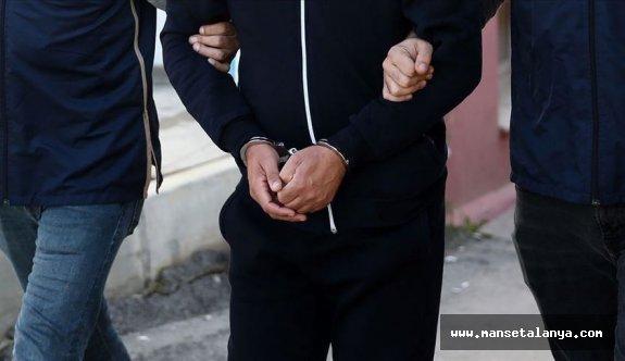 Alanya'da öfkeli koca tutuklandı