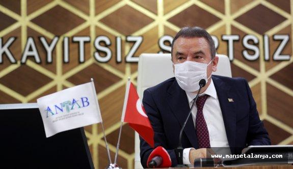 Antalya Büyükşehir Başkanın dan deprem açıklaması!