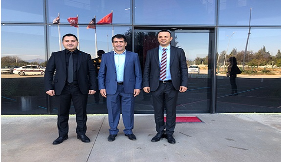 DEVA Antalya ''Dijital Tarım'' dedi.