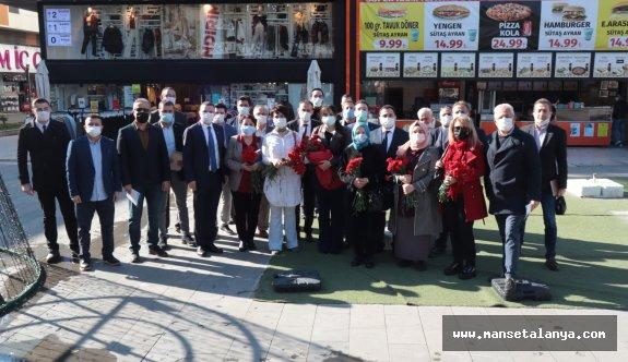 DEVA Partisi Antalya'da sahaya indi!