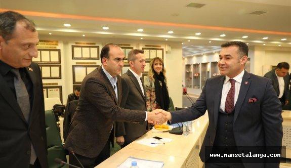 Alanya Belediye Başkan vekili Fevzi Alaettinoğlu!