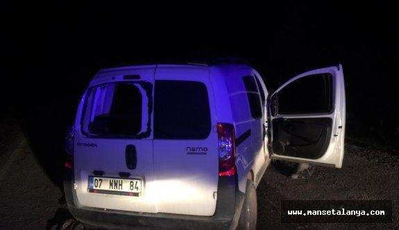 Alanya da eğlence dönüşü kaza: 1 ölü!