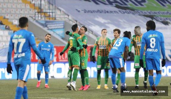 Alanyaspor - Sivasspor maç sonucu: 3-1