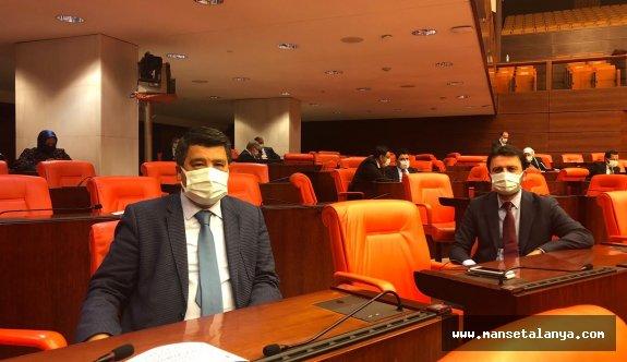 Antalya'ya 2.3 milyar TL'lik destek