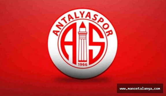 Antalyaspor'a yasak geldi!