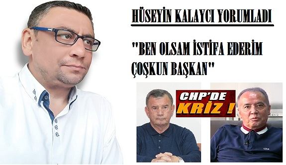 CHP'li Karadağ tarihe geçti! Sözünü geçiremeyen başkan!