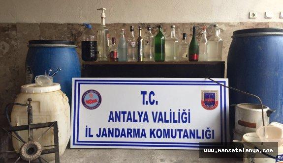 İşte Antalya'nın kaçak alkol raporu. Alanya'da var!
