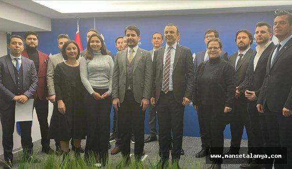 İşte DEVA Partisi Alanya yönetim kurulu listesi