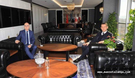 Kaymakam ve Başsavcı Alanya'yı konuştu!