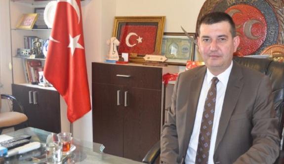 """MHP'li Türkdoğan'dan CHP'li Büyükşehir'e; """"Gereği yapılsın!"""