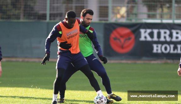 Alanyaspor'da Galatasaray hazırlığı başladı!