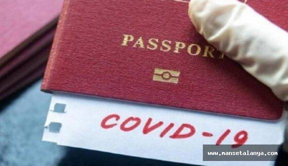 Almanya aşı pasaportuna onay vermeye hazırlanıyor