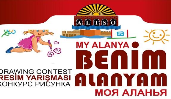 """ALTSO'dan """"Alanya"""" konulu resim yarışması"""