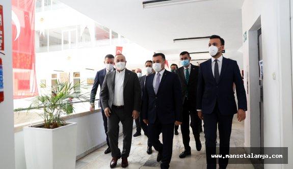 Bakan Çavuşoğlu'ndan Alanya nüfusu yorumu!