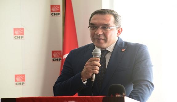 CHP'nin önceki dönem ilçe başkanı Sefa Çorbacıyı hiç böyle görmemiştiniz!