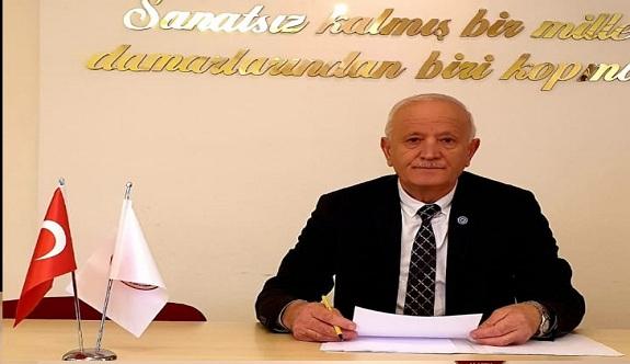 Esnaf Odası Başkanı Demir'den açıklama!
