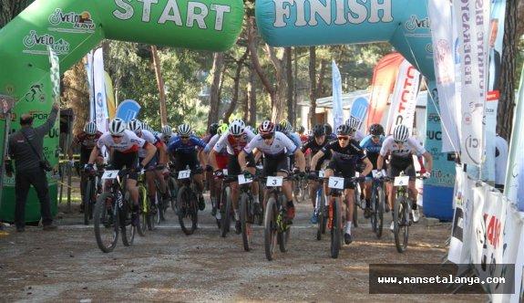 Vole Alanya MTB cup yarışı yapıldı!