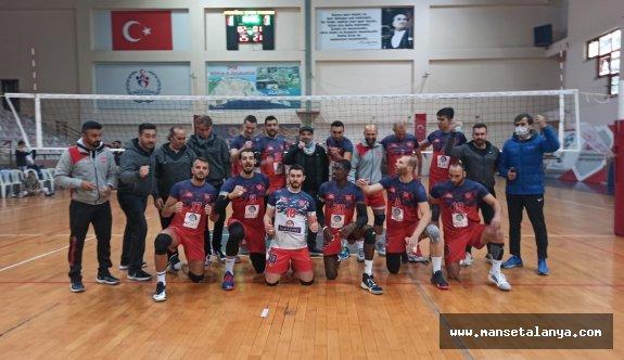 Alanya Belediyespor play-off'da