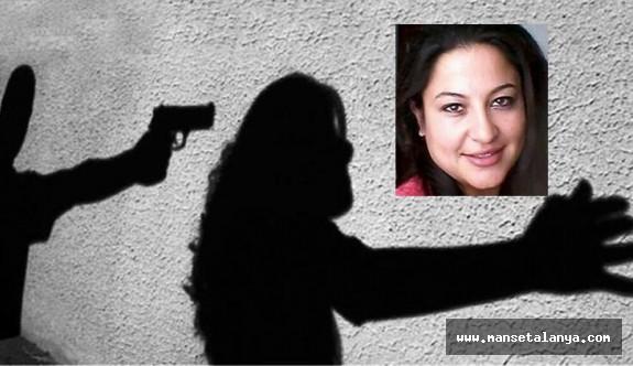 Alanya'da kadın cinayeti!