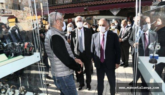 Antalya'ya 50 milyonluk korona cezası!