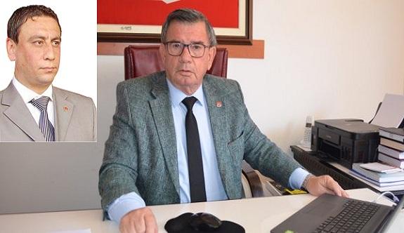 CHP ilçe başkanı Karadağa çok sert eleştiri!