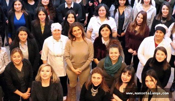 LÖSEV başarısının arkasındaki kadınlar!
