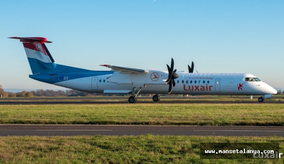 Luxair'den Antalya'ya güzel haber: 3 Nisan'da...