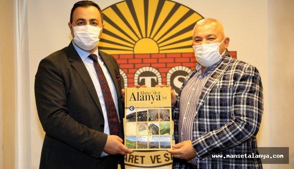ALTSO-ALKÜ işbirliğinde Alanya kitabı