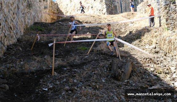 Dağ koşusu Balkan şampiyonası milli takım seçme yarışması Alanya da yapıldı!