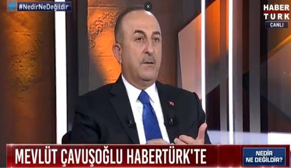 Mevlüt Çavuşoğlu: Turizm Bakanıyla beraber Rusya'ya gidiyoruz