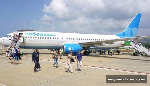 Rus ajanstan Türkiye charter uçuşlarıyla ilgili son dakika haberi