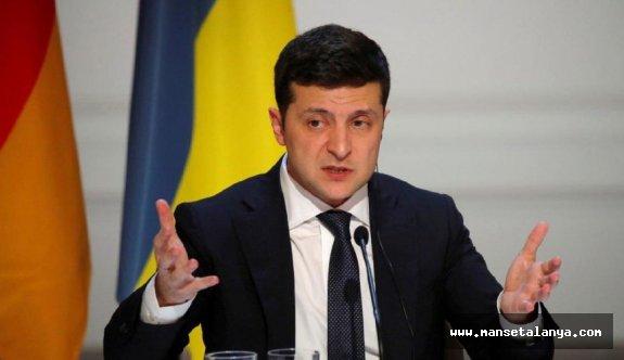 Ukrayna başkanı: Türkiye'ye tatile gidin!