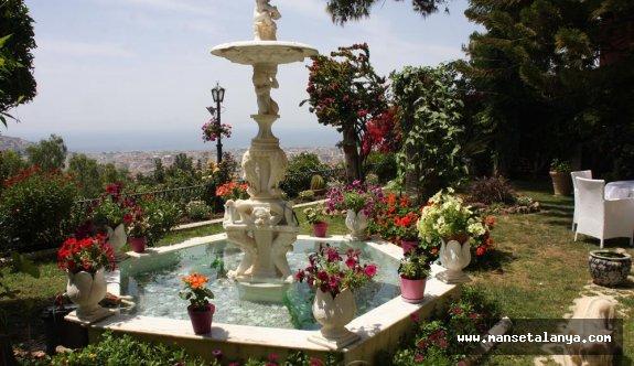 """Alanya'da """"En güzel balkon bahçe yarışması!"""