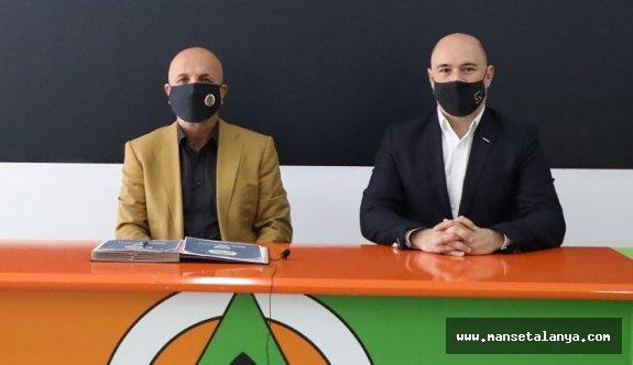 Alanyaspor'dan 'fan token' anlaşması