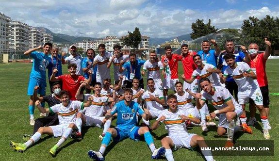Alanyaspor U19 - Ankaragücü U19: 2-1