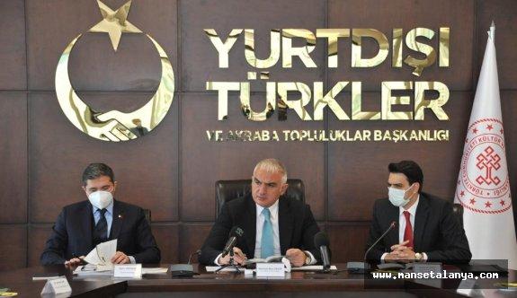 Bakan Ersoy: Yıl genelinde 30 milyon ziyaretçi ağırlayacağız!